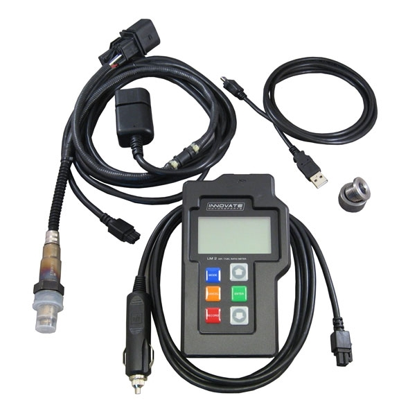 Innovate LM-2 (BASIC) Digital Air/Fuel Ratio Wideband Meter (1 O2 Sensor) - P/N: 3837 - #3837