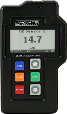 Innovate LM-2: Digital Air/Fuel Ratio Meter Single Channel