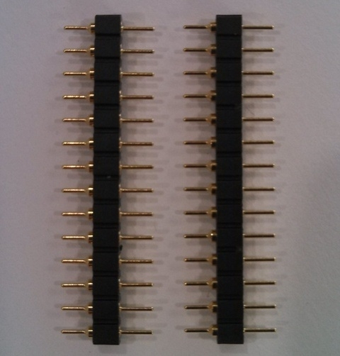 Demon Pin Header Set