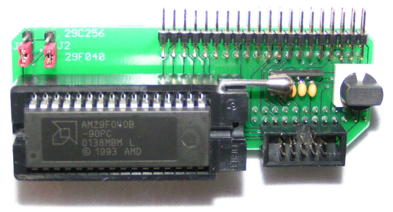 GP3 Switcher Adapter with ZIF and Chip