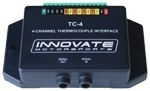 Innovate TC-4 (4-Channel Thermocouple Amplifier) - P/N: 3784 - #