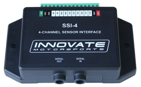 Innovate SSI-4 Simple 4-channel interface